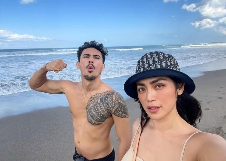 Dilamar Vincent Verhaag, Jessica Iskandar Bilang Begini - JPNN.com