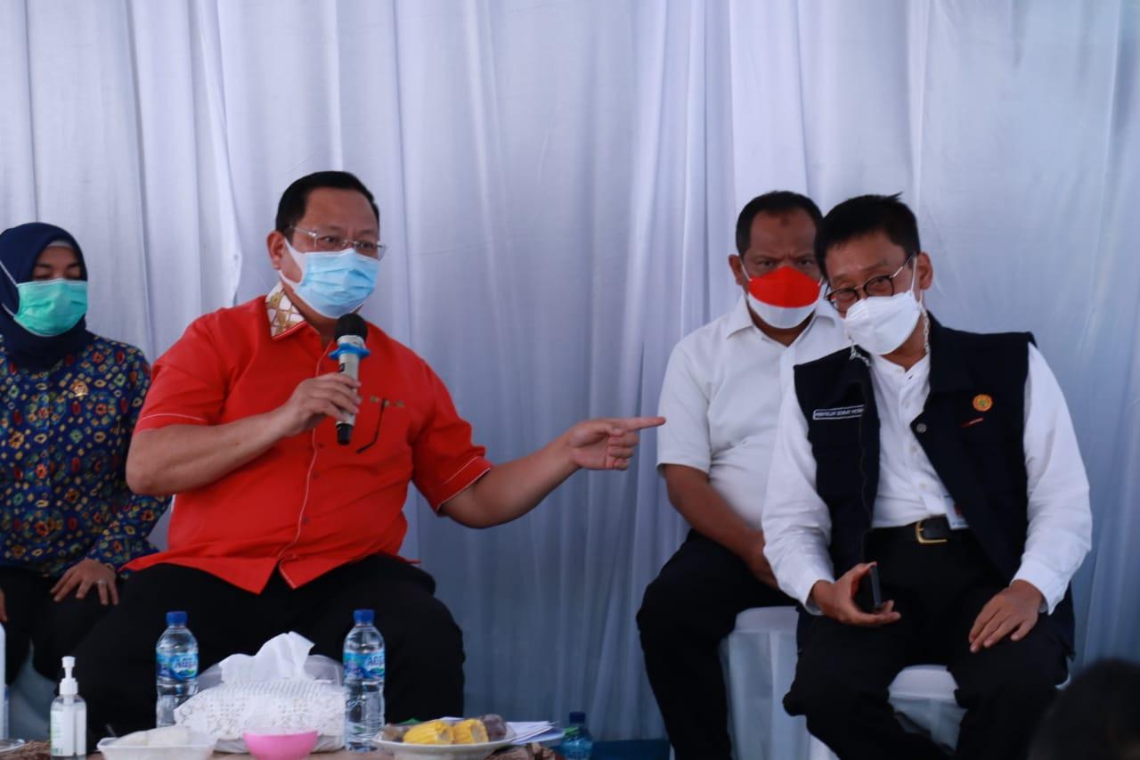 Kementan dan Komisi IV DPR Komitmen Perbaiki Distribusi Pupuk Subsidi - JPNN.com