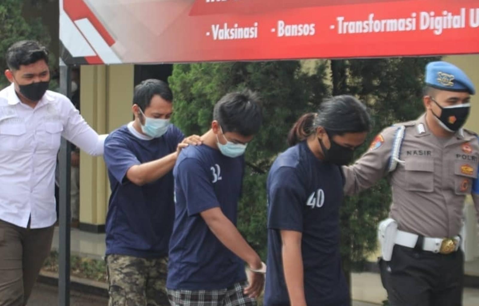 Komplotan Maling Motor Beraksi di Bandung, Pakai Pistol, Eits, Ternyata - JPNN.com