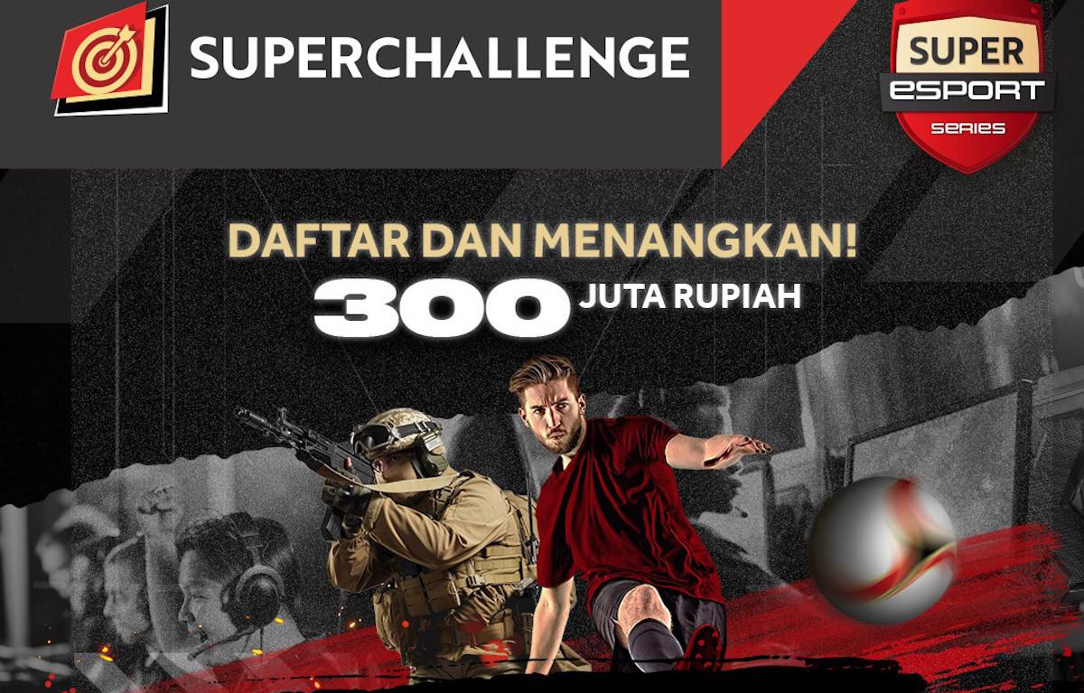 Super Esports Series 2021 Digelar di 17 Kota, Hadiahnya Rp300 Juta - JPNN.com
