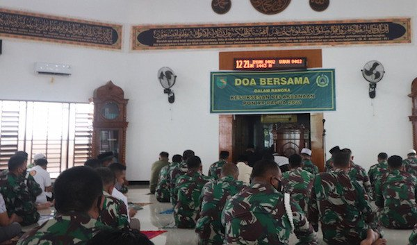 Sambut PON XX, Kodam XVII/Cenderawasih Gelar Doa Bersama - JPNN.com