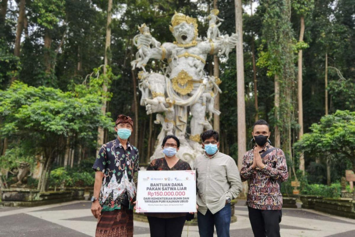 Tiga Destinasi Wisata Bali Terima Kucuran Bantuan dari Kementerian BUMN - JPNN.com