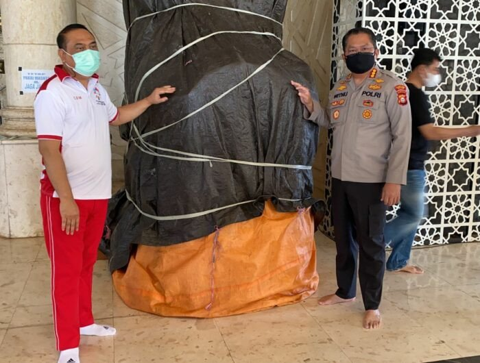 Info Terkini dari Polisi Soal Identitas Pembakar Mimbar Masjid Raya Makassar - JPNN.com