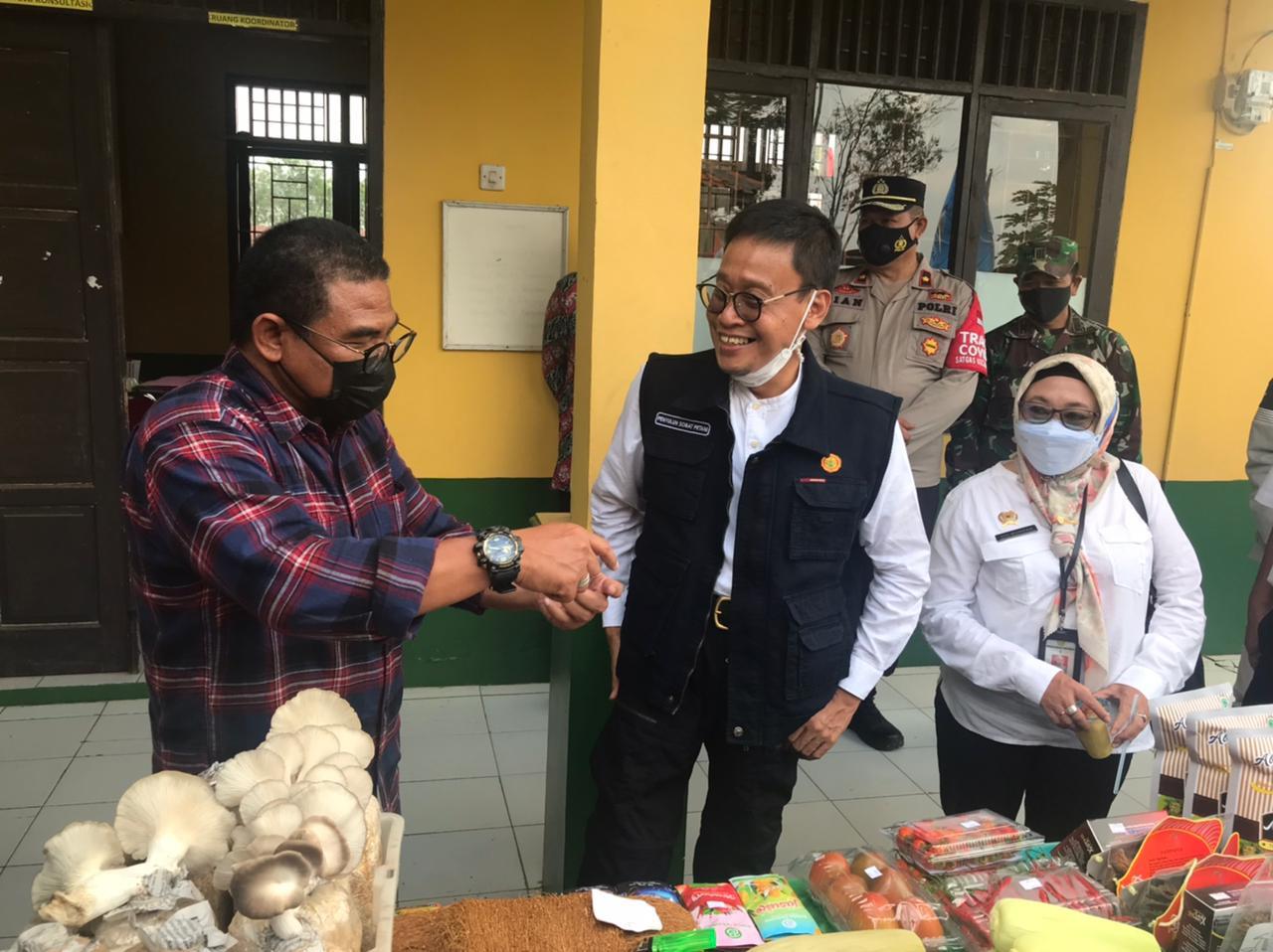 Kementan Pastikan Produktivitas Pertanian di Garut tak Terganggu di Masa Pandemi - JPNN.com