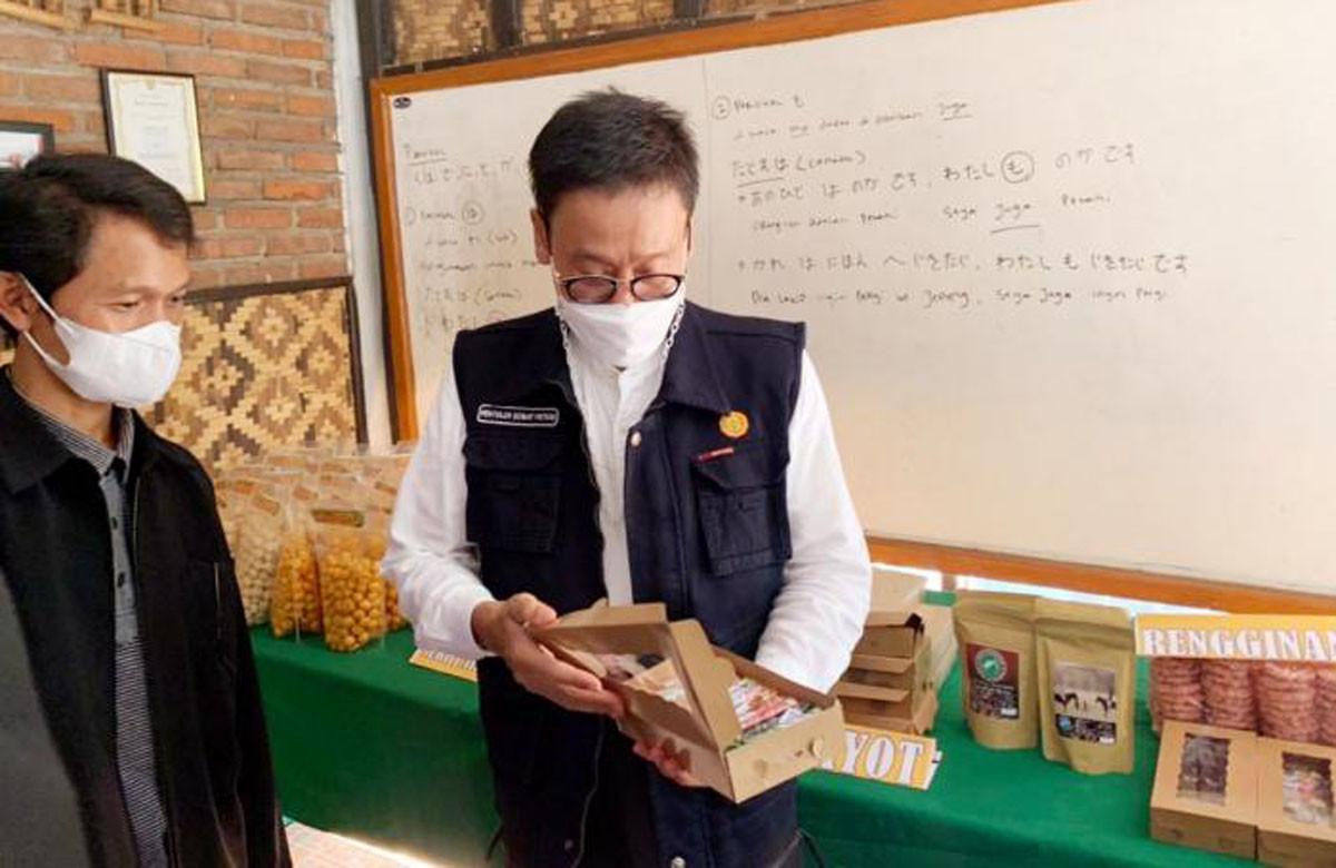 Hebat, Petani di Daerah Ini Diajarkan Bahasa Jepang - JPNN.com