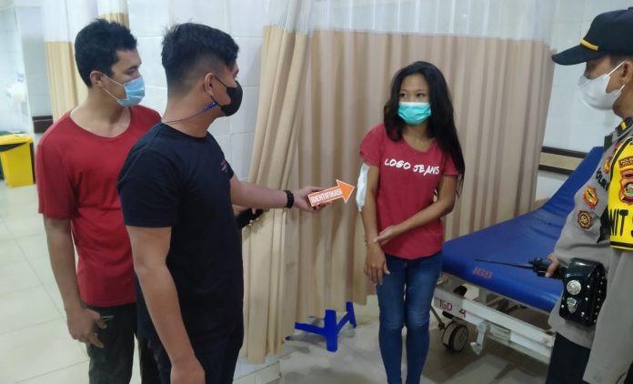 Istri Mengadu, Sandi Langsung Mendatangi Mbak Fitrianti, Crass, Banjir Darah - JPNN.com