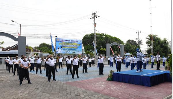 Laksamana Yudo Kunker ke Markas Lanal Yogyakarta, Nih Agendanya - JPNN.com