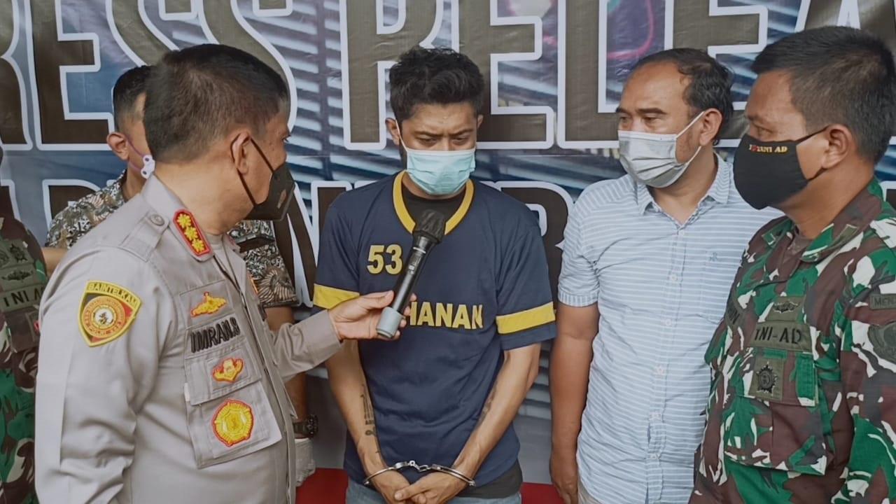 Gegara Masalah Ini Anggota TNI Dibunuh di Depok - JPNN.com