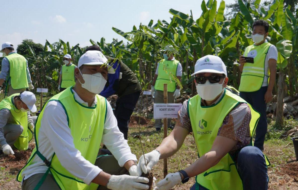 Hutan Kota Pondok Rajeg Mulai Ditanami Pohon - JPNN.com
