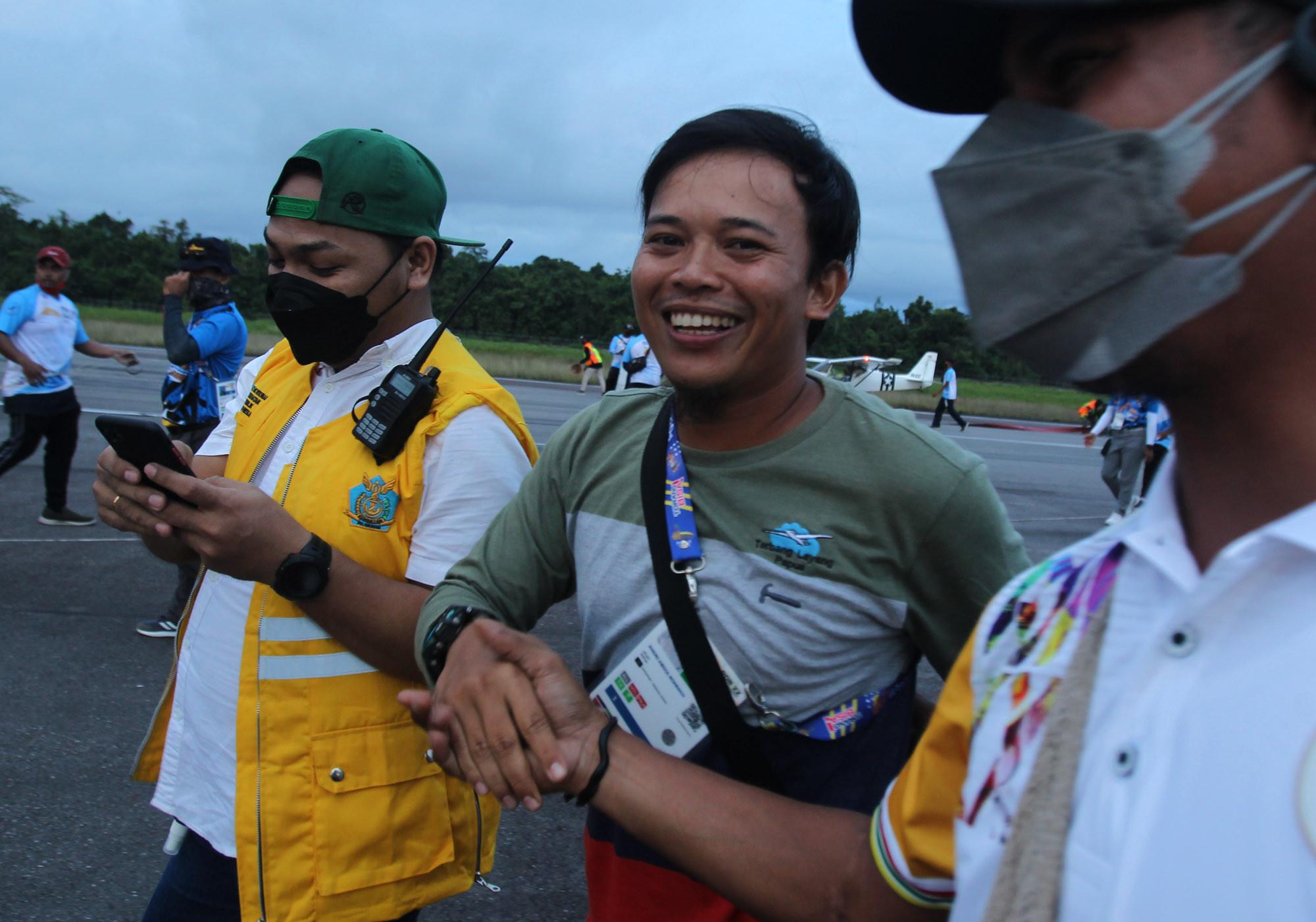 Sambil Menangis Andri Bilang Saya Orang Jawa, Tetapi Cinta Papua - JPNN.com