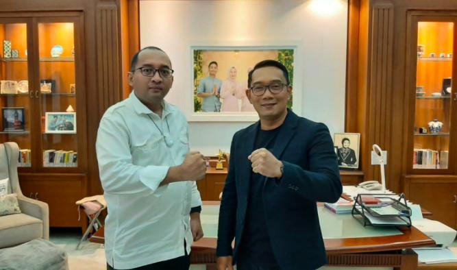 Heikal Yakin Ridwan Kamil Layak jad Capres di 2024 dengan Segudang Prestasi - JPNN.com