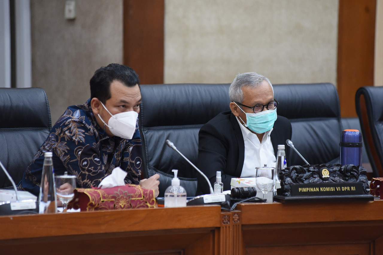 Antisipasi Lonjakan Covid-19, Martin Minta Erick Thohir Tingkatkan Fasilitas RS BUMN - JPNN.com