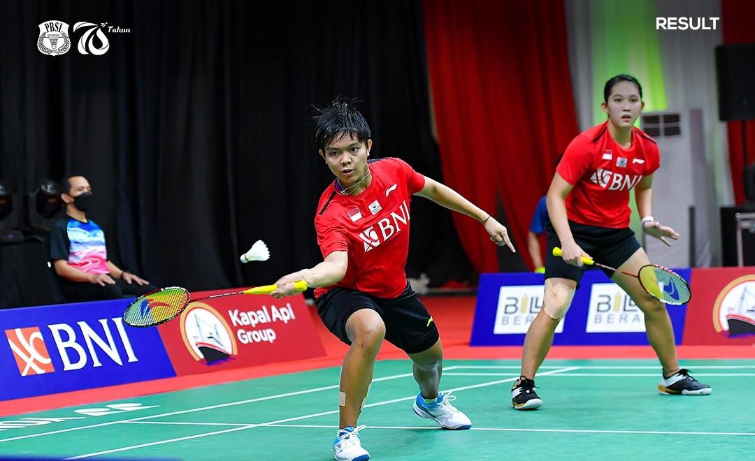 Jalani Debut di Piala Sudirman, Fadia/Ribka Tampil Mencuri Perhatian - JPNN.com