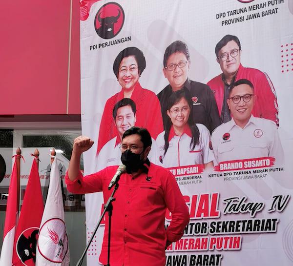 TMP Gelar Bakti Sosial dan Resmikan Kantor DPD TMP Jawa Barat - JPNN.com