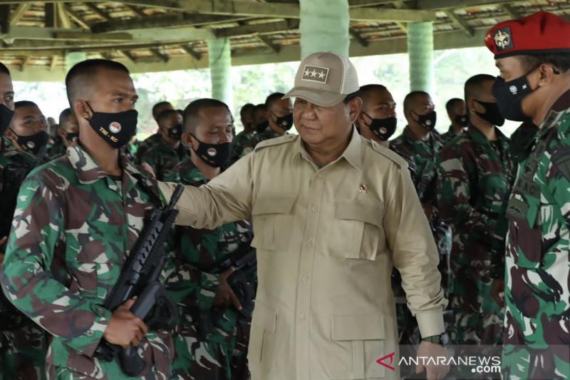 Komponen Cadangan Siap Bantu TNI, 2.500 Orang Ikut Latihan di Pusdiklat Kopassus - JPNN.com
