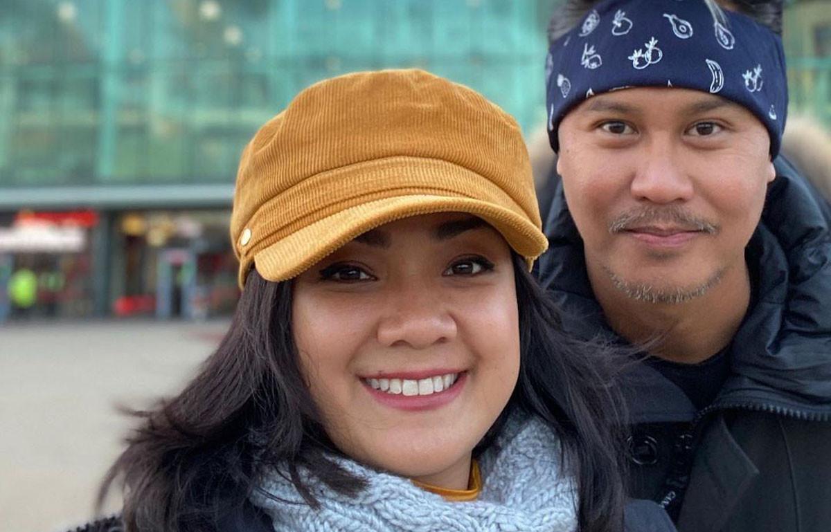 NIrina Zubir Beber Bagian Tubuh Suaminya yang Bikin Melayang di Ranjang - JPNN.com