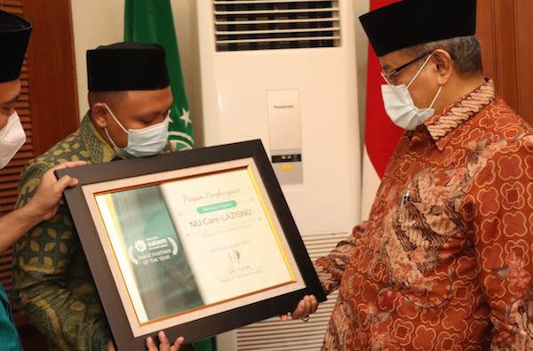 NU Care Raih Penghargaan dari Tokopedia, Kiai Said Bilang Begini - JPNN.com