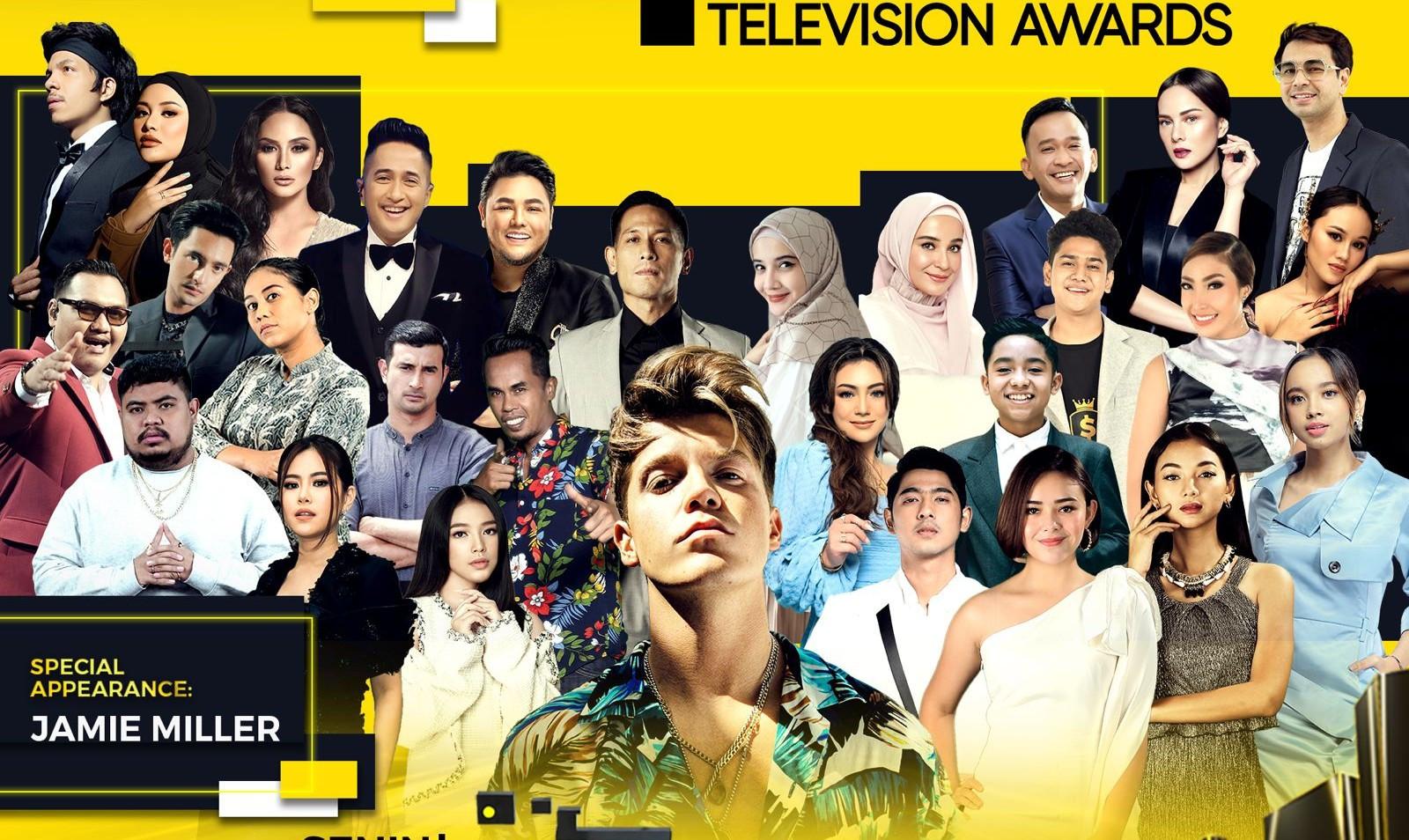 Lyodra dan Jamie Miller Meriahkan Indonesian Television Awards 2021 - JPNN.com