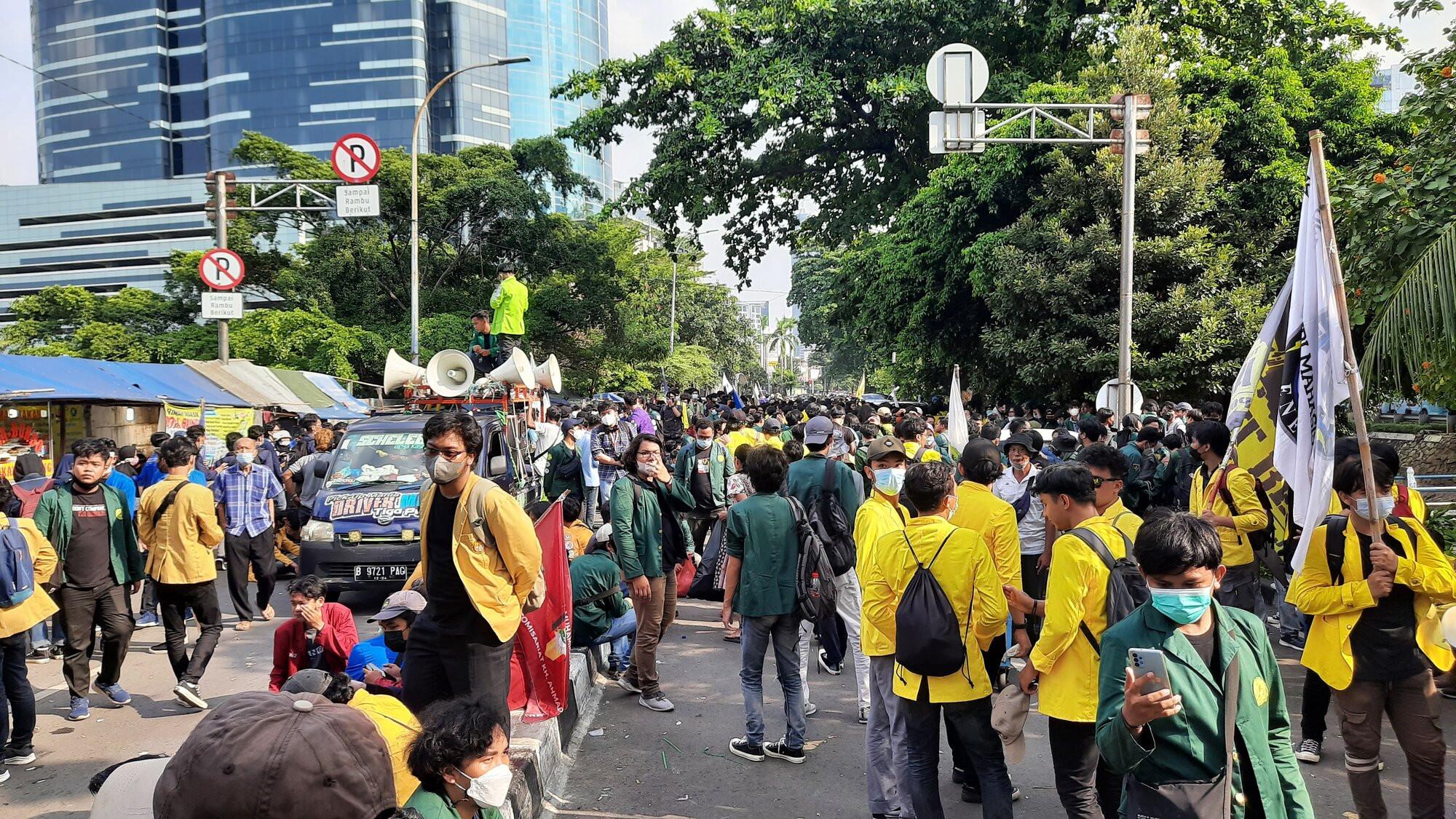 BEM SI Demo di KPK, Adi Prayitno: Presiden Saja Tidak Didengarkan - JPNN.com