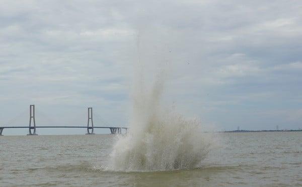 Waspada, TNI AL Temukan Ranjau Laut di Perairan Batuporon - JPNN.com