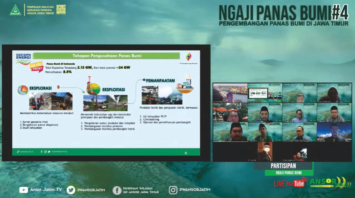 Wagub Jatim Emil Dardak: Panas Bumi Sangat Eco Friendly - JPNN.com