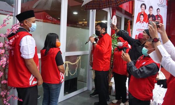 Resmikan Kantor DPD TMP Jabar, Ono Surono: Mari Bersama Hadapi Radikalisme - JPNN.com