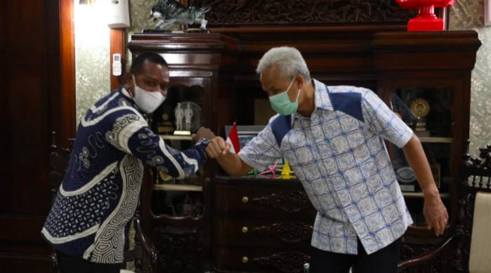 Ganjar Pranowo Diundang Khusus di Pembukaan PON XX Papua - JPNN.com