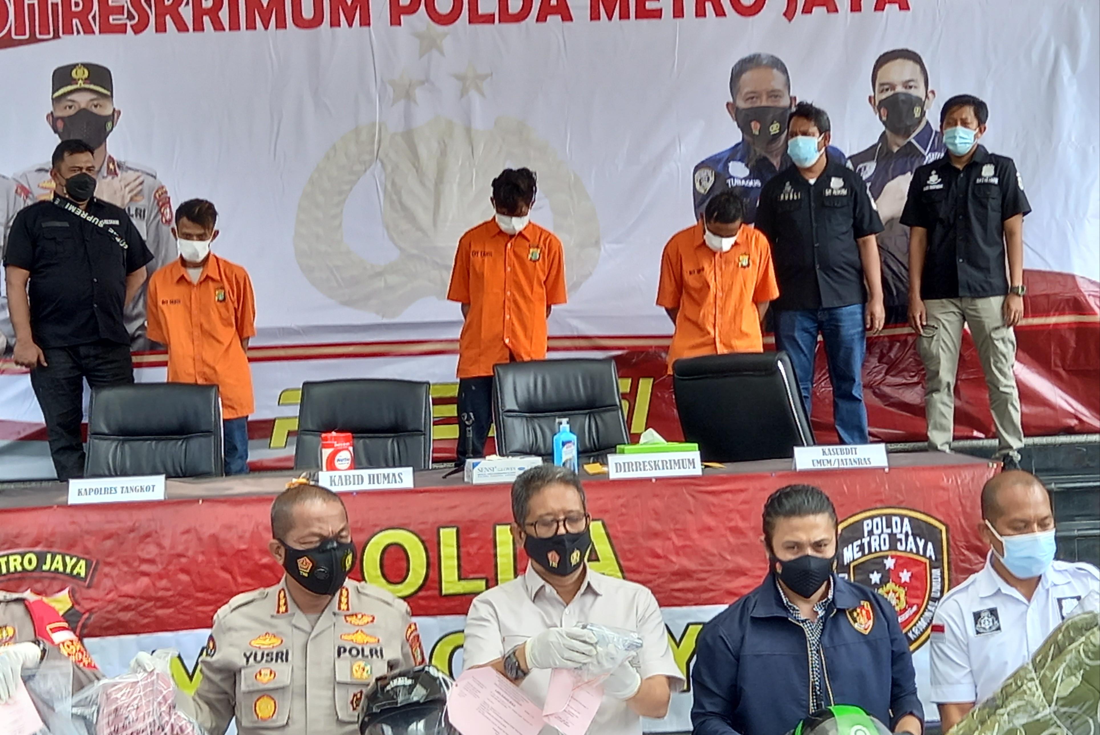 Penembak Ketua Majelis Taklim di Tangerang Pakai Senjata Pabrikan - JPNN.com