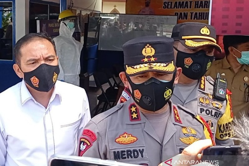 Pengakuan Bandar Narkoba Bikin Irjen Merdisyam Geram - JPNN.com