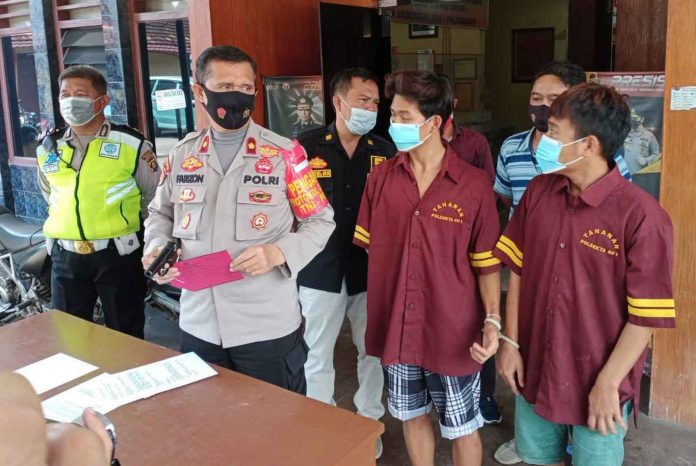 2 Begal Bersenpi Diringkus Polisi, 3 Pelaku Lain Diminta Segera Menyerahkan Diri - JPNN.com