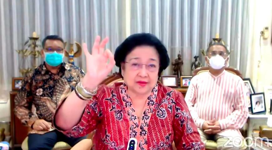 Bengawan Solo Mudah Meluap, Megawati: Bilang ke Gibran, Jangan Sampai Tenggelam - JPNN.com