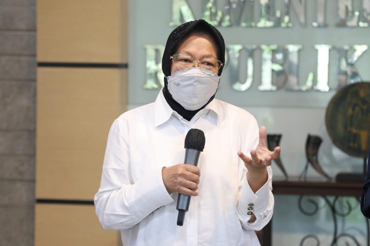Mensos Risma Prioritaskan Penyandang Disabilitas di Program Vaksinasi - JPNN.com