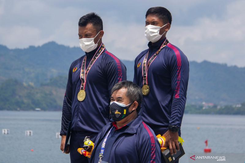 PON Papua: Indra-Agus Persembahkan Emas untuk Kontingen Jabar - JPNN.com