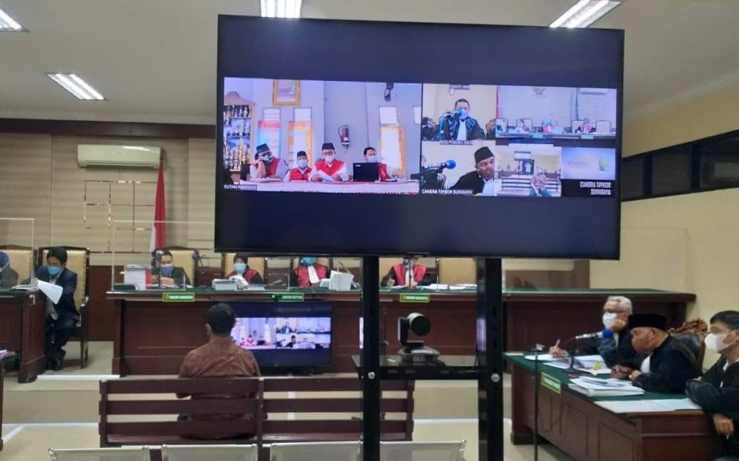 Sidang Eks Bupati Nganjuk Novi, Saksi Penangkap Akui Hanya Sita Uang Rp 11 Juta - JPNN.com