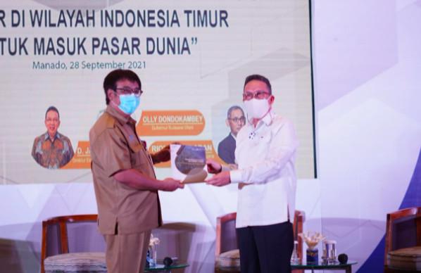 Gerakan UMKM Sulawesi Utara Agar Go Global, LPEI Gandeng Pemda - JPNN.com