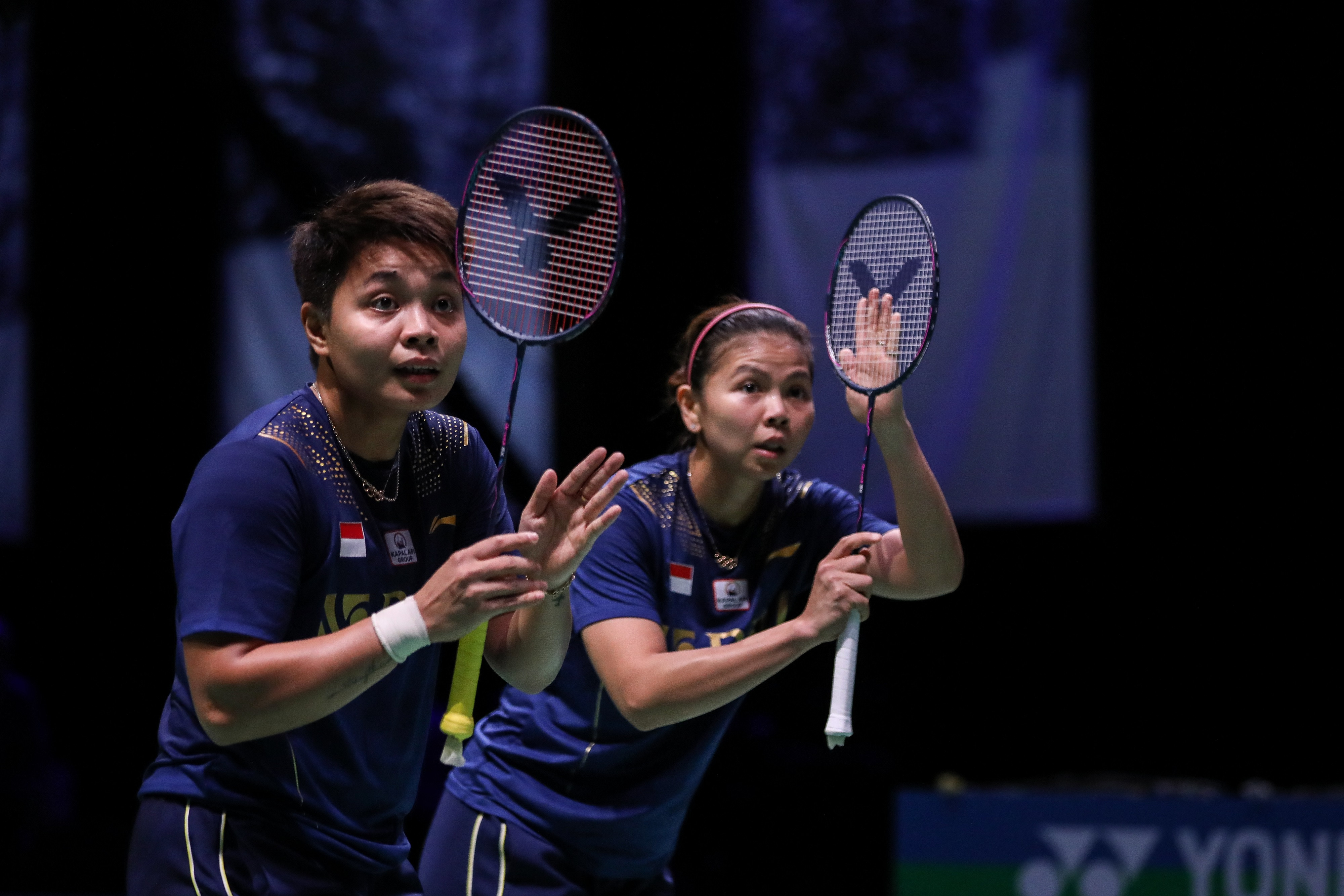 Ganyang Wakil Malaysia, Greysia/Apriyani Lolos ke 16 Besar Denmark Open 2021 - JPNN.com
