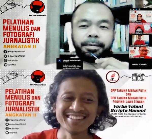 TMP Gelar Pelatihan Jurnalistik Angkatan II Bagi Kader Jateng - JPNN.com