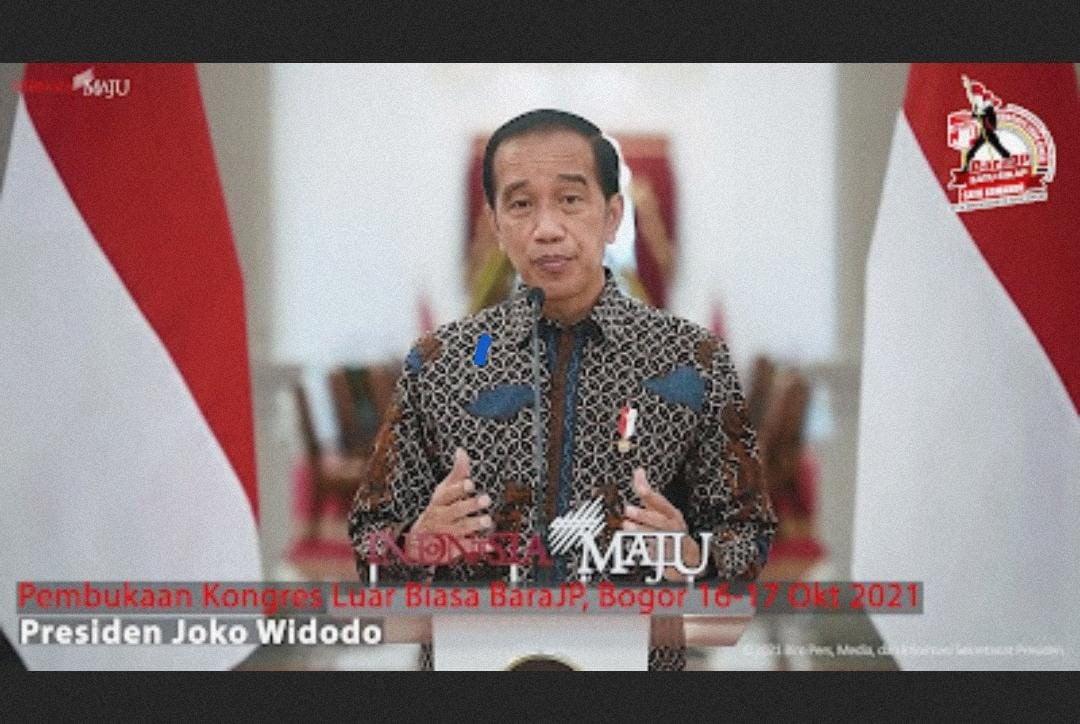 Presiden Jokowi: Sepeninggal Viktor S Sirait, Bara JP Harus Terus Bergerak - JPNN.com