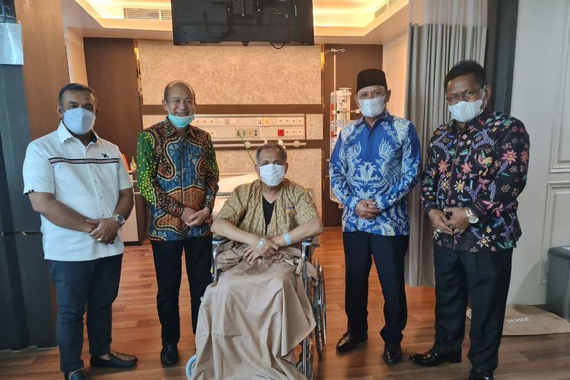 Kondisi Terkini Gubernur Aceh Setelah Satu Pekan Dirawat di RSCM Kencana - JPNN.com