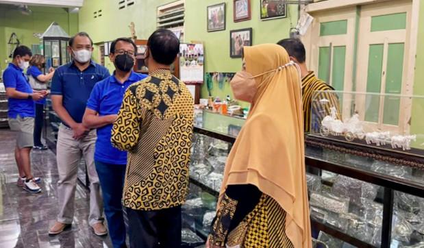 Jadi UMKM Binaan Jamkrindo, Perajin Perak di Yogyakarta: Usaha Kami Meningkat  - JPNN.com