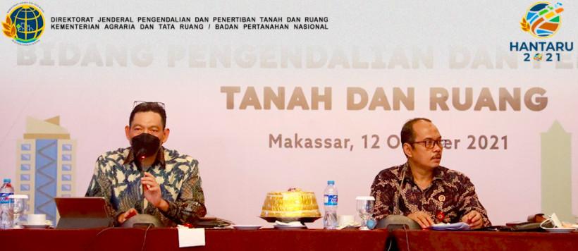 Jaga Fungsi Tanah & Ruang, Kementerian ATR Sosialisasikan PP Turunan UU Cipta Kerja - JPNN.com