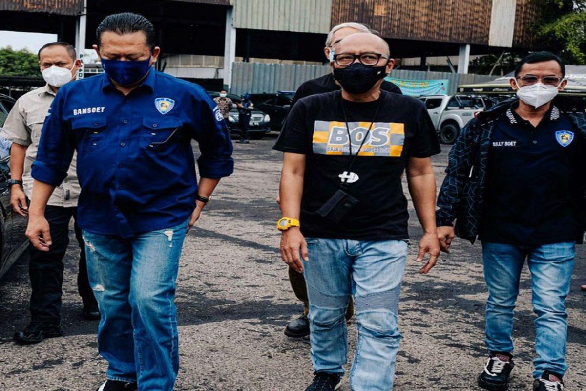 Ada Kabar Baik dari Bamsoet Soal Sirkuit BOS di Surabaya - JPNN.com