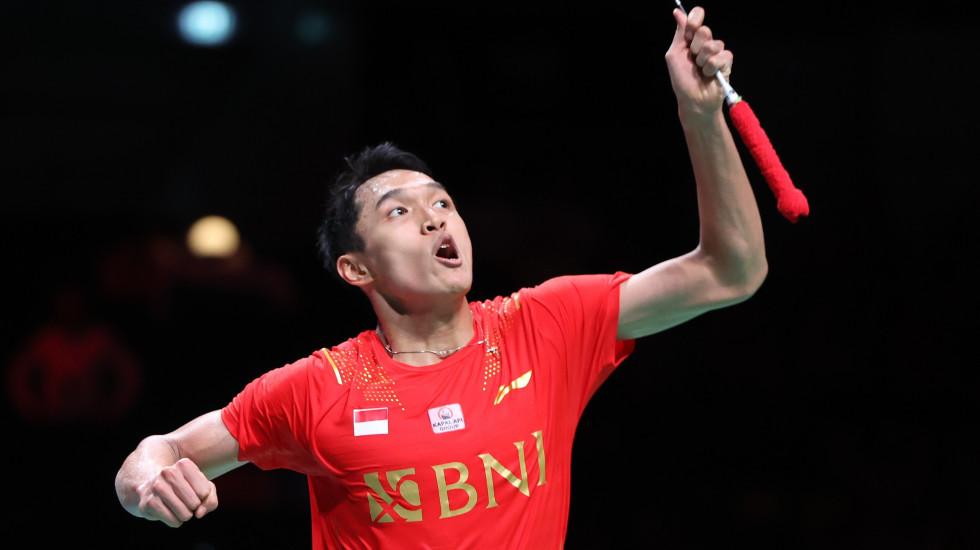 Hasil Lengkap 32 Besar Denmark Open 2021: Jojo Perkasa, Ginting Pilih Mundur - JPNN.com