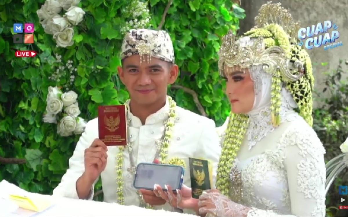 Ridho DA Gugup Jelang Akad Nikah, Danang DA: Dia Kebelet BAB - JPNN.com