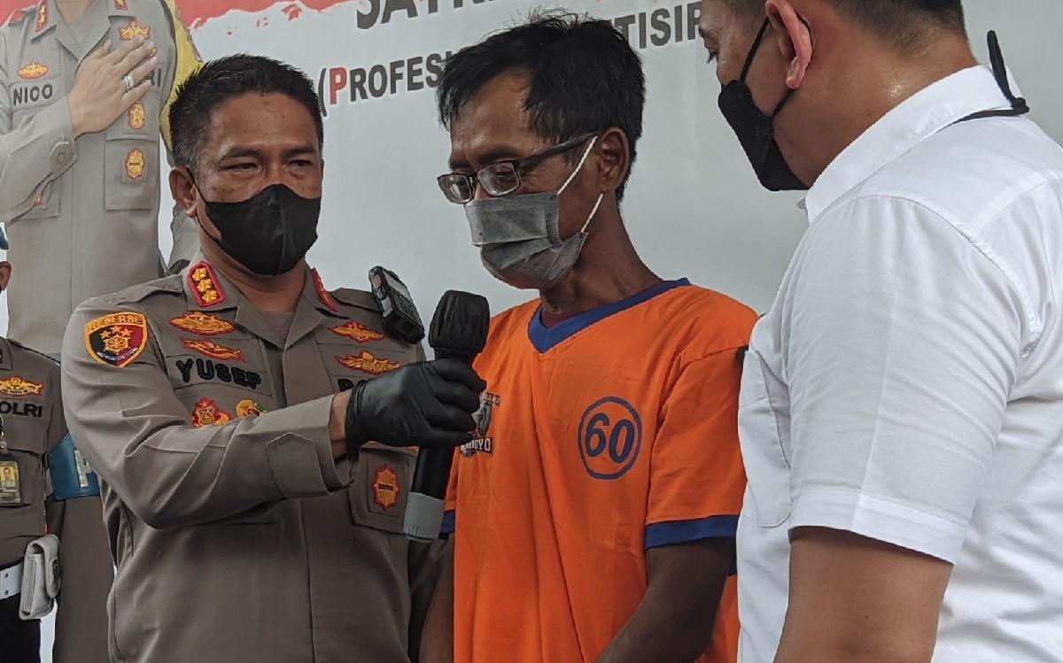 Ini Pengakuan Pelaku Suami Bunuh Istri di Surabaya, Jadi Pelajaran Bersama - JPNN.com Jatim