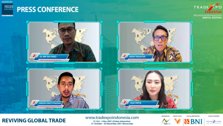 Lewat Trade Expo Indonesia 2021, Kemendag Bakal Hidupkan Lagi Perdagangan Global - JPNN.com