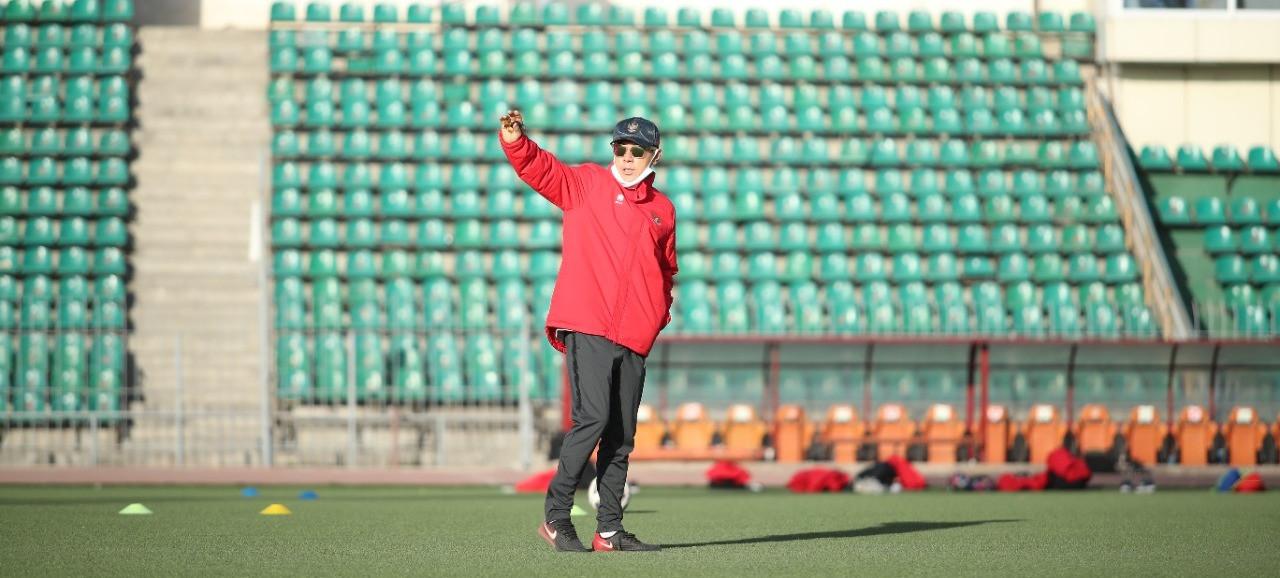 Jelang Timnas Indonesia U-23 Vs Australia, Ini Pekerjaan Rumah Shin Tae Yong - JPNN.com