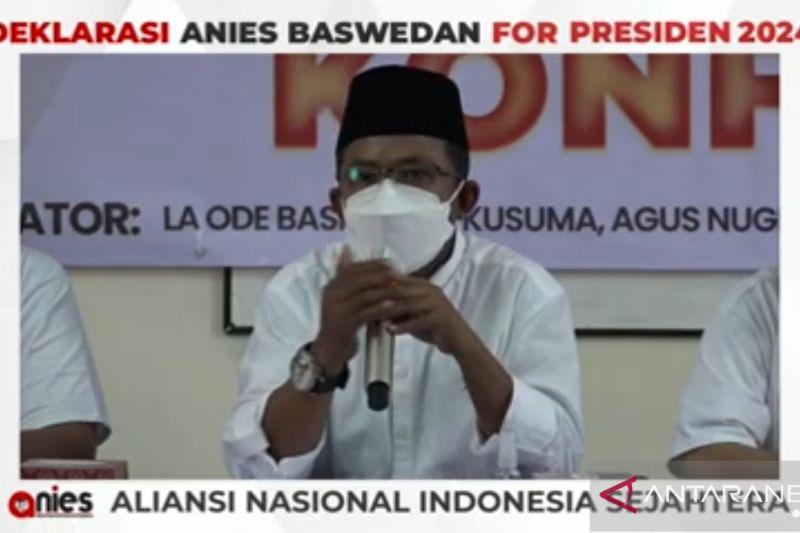 ANIES Deklarasi Dukungan untuk Anies Baswedan sebagai Capres 2024 - JPNN.com