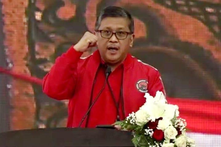 Hasto Bandingkan Kinerja Jokowi dan SBY, Jamiluddin Suruh Belajar Lagi - JPNN.com