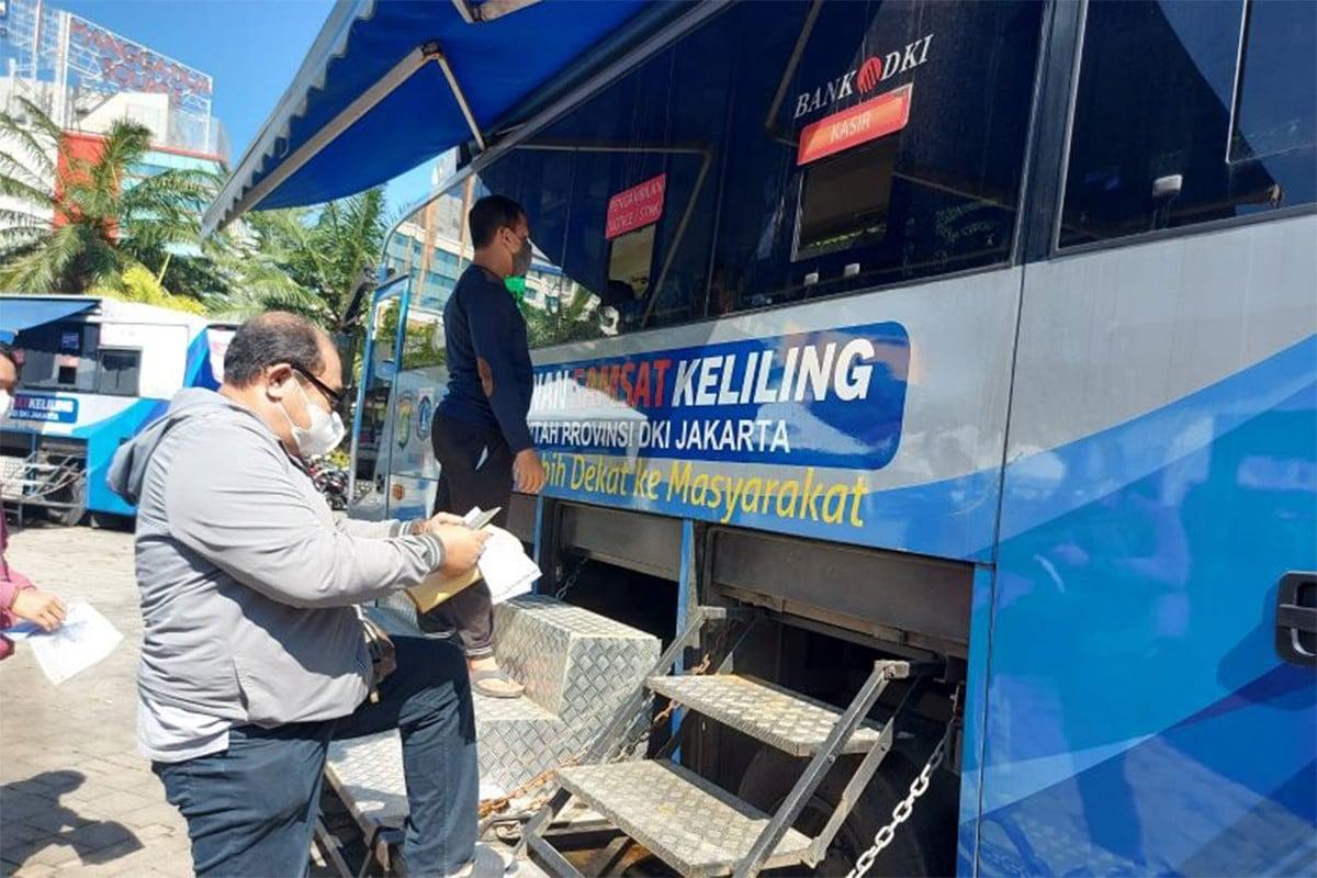 Info Penting dari Polda Metro Jaya soal Samsat Keliling - JPNN.com
